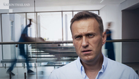 Russian opposition leader, Alexei Navalny.