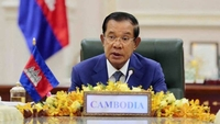 Prime Minister Hun Sen said the move is symbolic of how close China and Cambodia work together. SPM