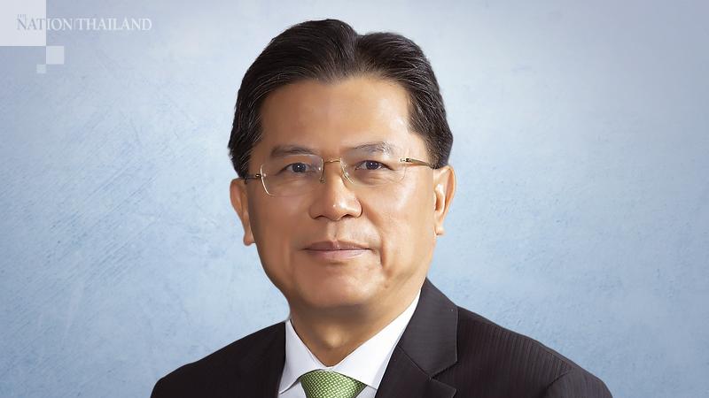 Finance Minister Predee Daochai.