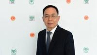 Somkid Wannalukkhee, CPF's senior vice president for egg business