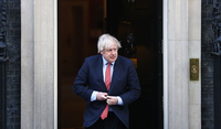 Boris Johnson. MUST CREDIT: Bloomberg photo by Simon Dawson