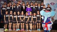 Thailand's team.