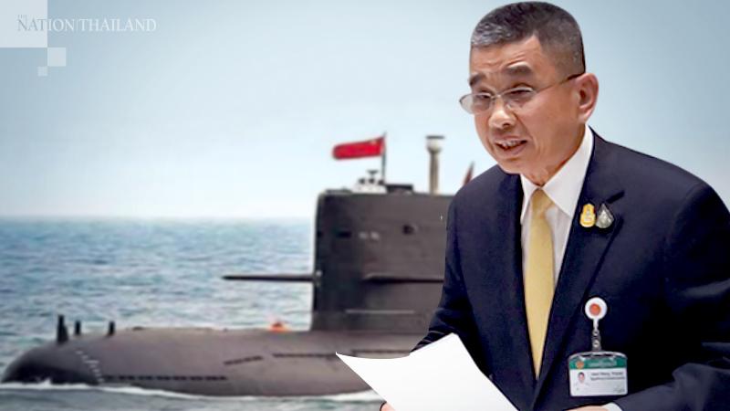 Deputy Defence Minister General Chaichan Changmongkol