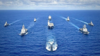 The United States Seventh Fleet