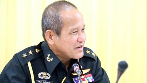 Maj-General Rachan Prachantasen