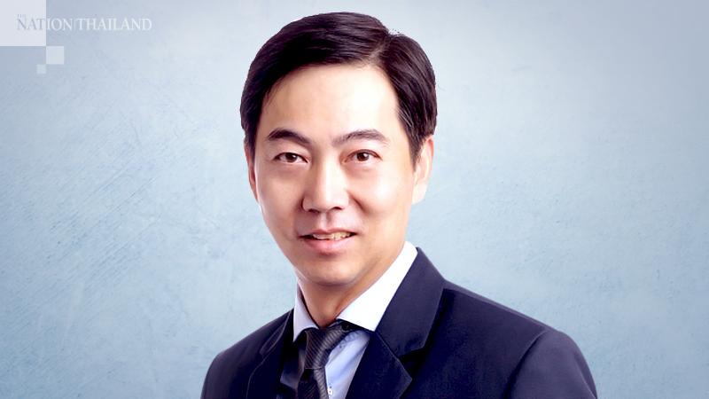 Chanchai Chaiprasit, CEO for PwC Thailand