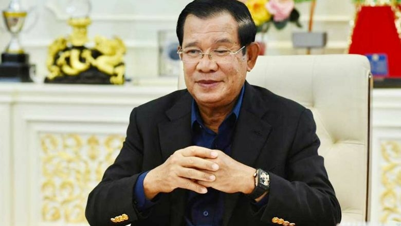 Prime Minister Hun Sen said major powers are acting hypocritically and cooperating to put pressure on Cambodia to conform to their political beliefs. Photo supplied
