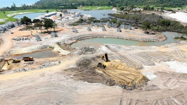The Chinese-owned UDG is currently developing the sprawling $3.8 billion Dara Sakor Seashore Resort in Koh Kong province. Photo credit: Phnom Penh Post