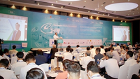 The Vietnam E-Government conference. — VNA/VNS Photo