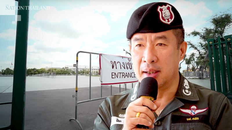 Deputy Metropolitan Police Bureau commissioner Pol General Piya Tawichai