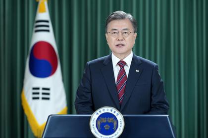 President Moon Jae-in. (Cheong Wa Dae)