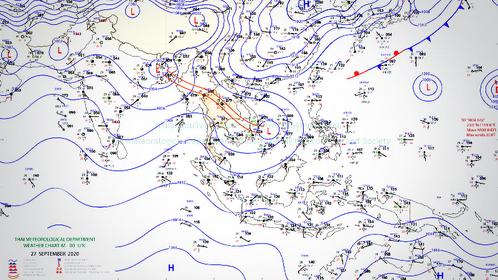Credit: Meteorological Department