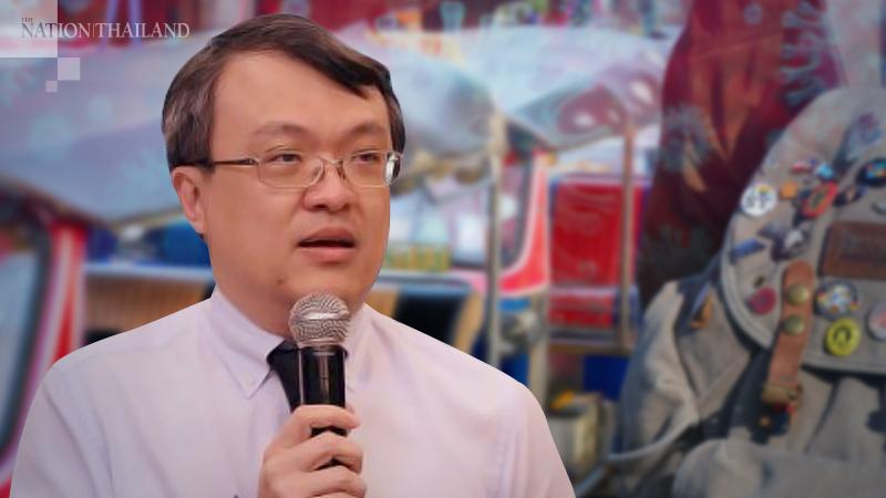Dr Thira Woratanarat, from the Faculty of Medicine at Chulalongkorn University