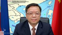 Chinese Ambassador Huang Xilian