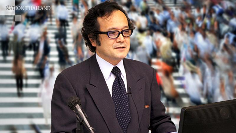 Osaka University Prof. Yasushi Yagi