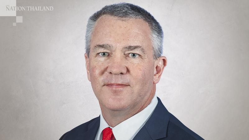 US Ambassador to Thailand Michael George DeSombre