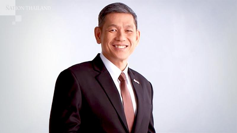 GPSC chief executive Chawalit Tippawanich
