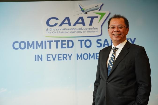 CAAT chief Chula Sukmanop