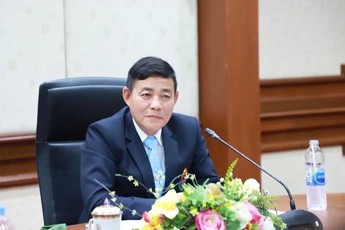 TCT secretary-general Dissakul Kasemsawat
