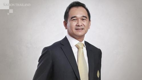Permanent secretary at the Finance Ministry, Krisada Chinavicharana