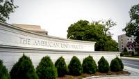 American University. MUST CREDIT: Washington Post photo by Jonathan Newton