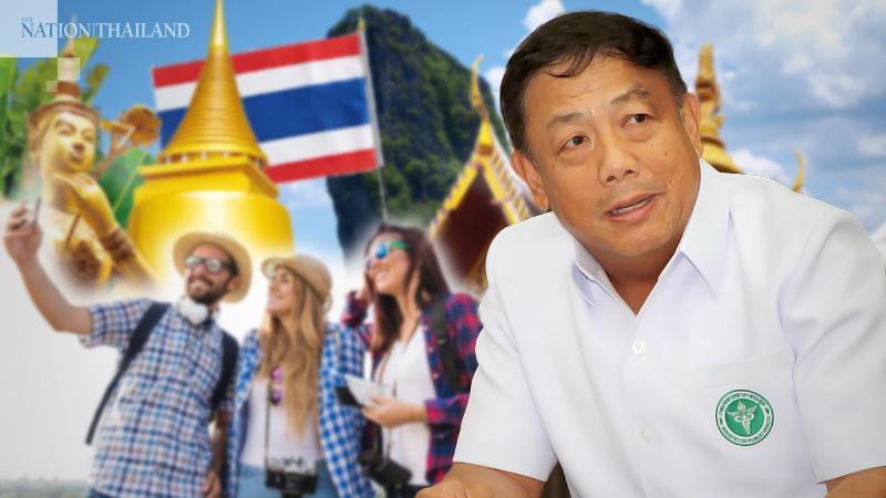 Kiattiphum Wongrajit, ministry permanent secretary