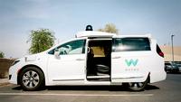 File photo/ driverless car