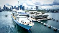 Royal Caribbean's Quantum of the Seas ship will begin sailing in December. PHOTO: ROYAL CARIBBEAN INTERNATIONAL