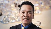 Sumed Prasongpongchai, deputy director of the Gem and Jewellery Institute of Thailand