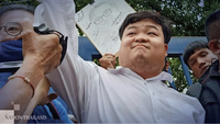 File Photo of Parit, a rally leader