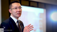 Standard Chartered Bank (Thai) economist Tim Leelahaphan