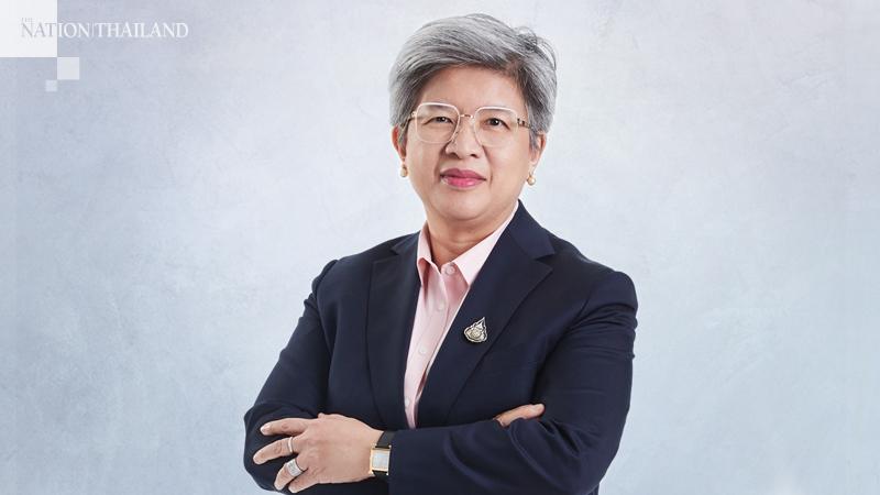 Securities and Exchange Commission secretary-general Ruenvadee Suwanmongkol.