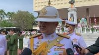 Royal Army chief General Narongphan Jitkaewtae