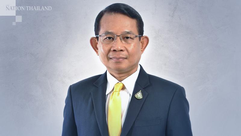 BOT assistant governor Jaturong Jantarangs