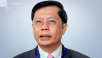 Nipon Poapongsakorn, distinguished fellow at the Thailand Development Research Institute