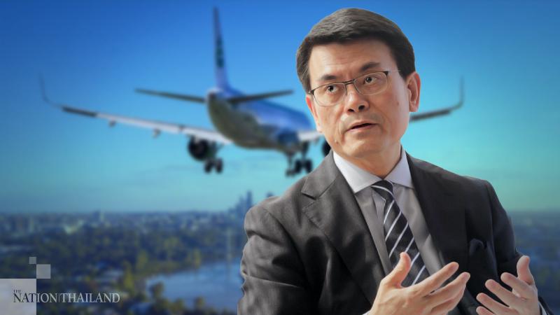 Secretary for Commerce and Economic Development Edward Yau