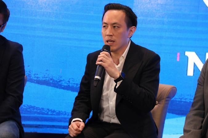 NMG chairman of executive directors Shine Bunnag
