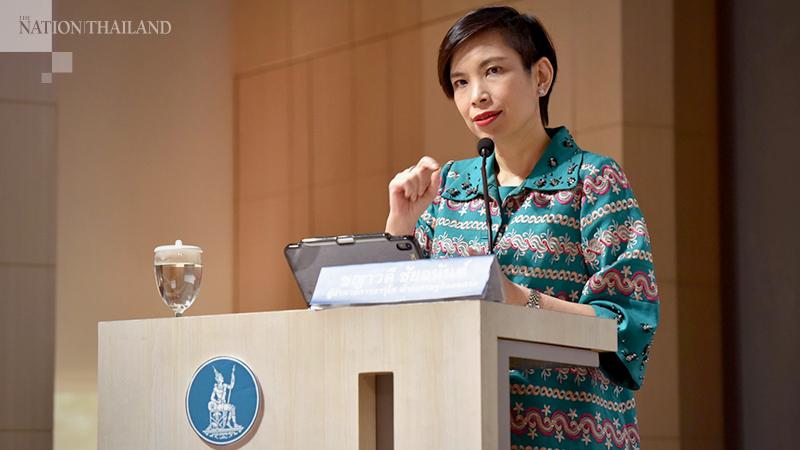 Chayawadee Chai-Anant, senior director at the Bank of Thailand (BOT)