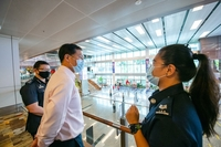 Photo from Ong Ye Kung's facebook page.