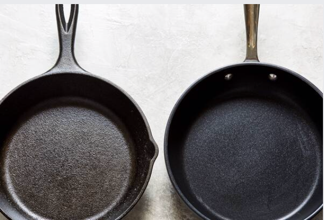 The debate between cast-iron haters and loyalists is as enduring as the pan itself. MUST CREDIT: Photo by Stacy Zarin Goldberg for The Washington Post.