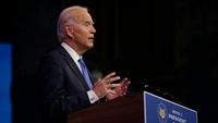 President-elect Joe Biden speaks after winning the electoral college vote Monday, Dec. 14, 2020. MUST CREDIT: Washington Post photo by Joshua Lott