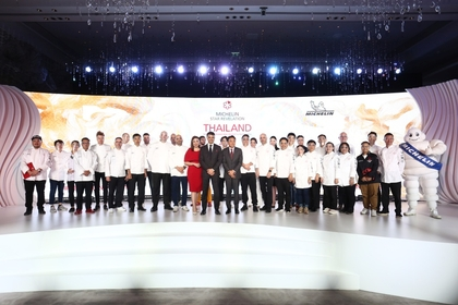 The 2021 Michelin Guide Thailand winners