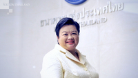Chantavarn Sucharitakul, assistant governor for Communications and Corporate Relations Group at the Bank of Thailand (BOT).