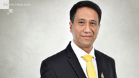 Bank of  Thailand's deputy governor Ronadol Numnonda