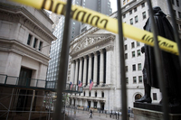 The New York Stock Exchange (NYSE). Photographer: Michael Nagle/Bloomberg