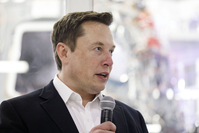 Elon Musk of Tesla and SpaceX fame/file photo