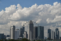 The economists also expect GDP to shrink by 4.5 per cent year on year in the fourth quarter of this year.ST PHOTO: KUA CHEE SIONG