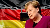 Chancellor Angela Merkel's