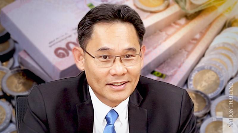 NESDC deputy secretary-general Danucha Pichayanan