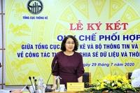 GSO General Director Nguyễn Thị Hương